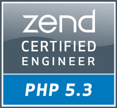 Zend PHP 5.3 Certified Engineer